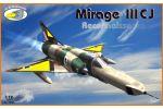 Mirage IIICJ Recon 1/72