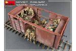 Teplushka sov. Rail Lorry1/35