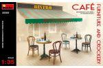 Café Furniture & Crockery1/35
