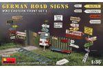 German Road Signs 1/35