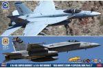F/A-18C&E Nimitz Special Pt.2 1/72