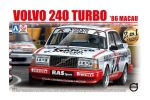 Volvo 240 Turbo Macau 86 1/24