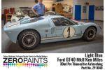 Ford GT40 Mk.II Ken Miles Light Blue 30ml