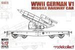V1 Missile Railway Car