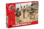British Army Troops 8 Pcs.1/48