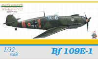 Bf 109E-1 1/32 Weekend Edition
