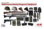 german Infantry Weapons WWII 1/35