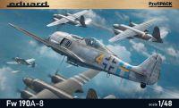 Fw 190A-8 1/48 Profi Pack