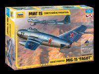 MiG-15 Fagot 1/72