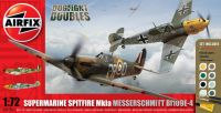 Spitfire Mk.1A & Bf 109E Dogfight Double 1/72