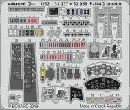 F-104G Interior 1/32 ITA