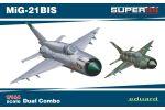 MiG-21BIS 1/144 Dual Combo