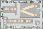 I-16 Type 29 BigED 1/32 ICM