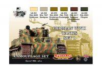 German Tank WWII Set 1