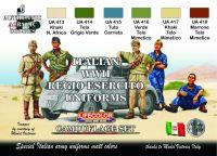 Regio Esercito WWII Uniforms