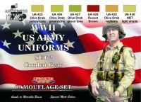 US Combat Gear WWII