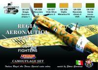 Regia Aeronautica Fighter Colors