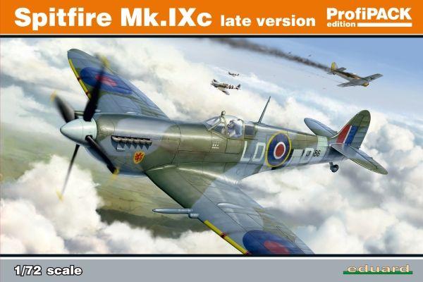 Master 72006 1//72 Metal Supermarine Spitfire E wing late Hispano 20mm