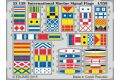Intl. Marine Signal Flags 1/350